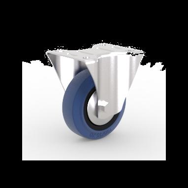 bokwiel, Ø 125 x 35mm, elastische rubberband, 150KG