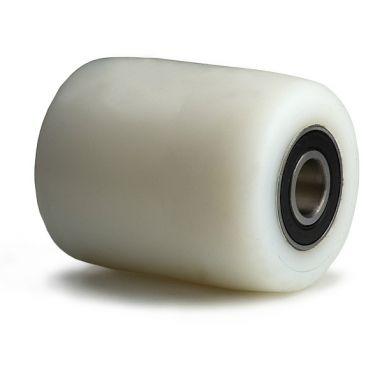 wiel, Ø 80 x 60,5mm, geheel polyamide (PA6) wiel, 370KG
