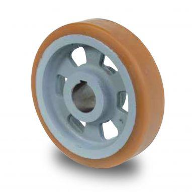 wiel, Ø 150 x 35mm, Vulkollan®, 450KG