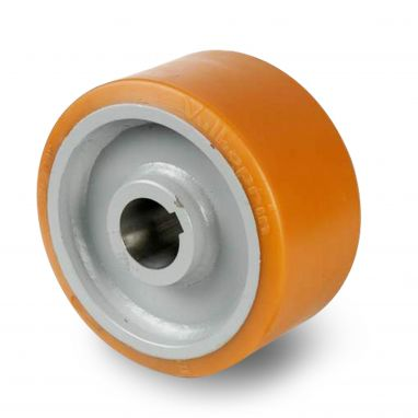 wiel, Ø 300 x 135mm, Vulkollan®, 3250KG